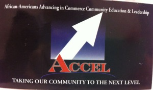 Official Logo of ACCEL