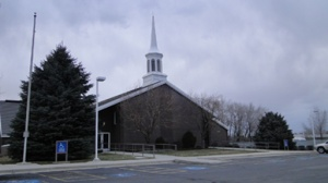 The LDS Church on 6710 S. 1300 East, where the Genesis Group meets from 7 p.m. to 8:30 p.m. on the first Sunday of every month.