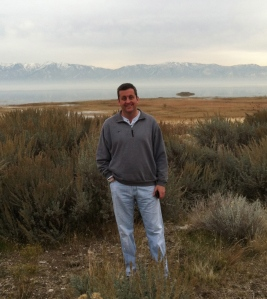 Bill Hunt enjoys hiking in Cottonwood Canyon when he visits Chandler in Salt Lake City.