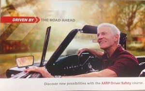 Pamphlets contain more information about the driving program.