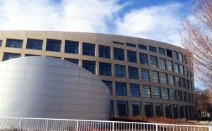 The award-winning Salt Lake City Main Library holds entry-level technology classes so all can learn computer skills.