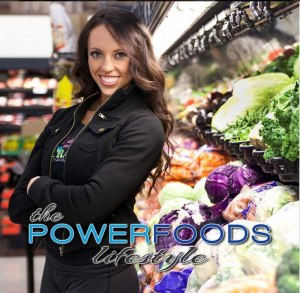 """The Power Foods Lifestyle"" is available for purchase on Hunt's website."