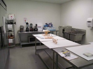 Spice Kitchen Incubator provides everything from ovens to large prep space for the chefs