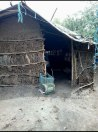 A typical home found in Kakuma Camp.