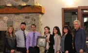 St. Mark's Family Medicine received an award for the VeggieRx pilot project.