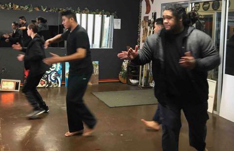 Cultural awareness through dance among Pacific Islanders in