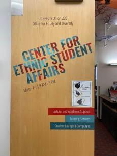 The Center For Ethnic Student Affairs at the University of Utah.